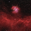 IC 2177 Seagull Nebula central part